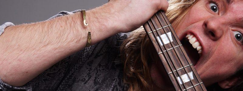 Simon mit Bass